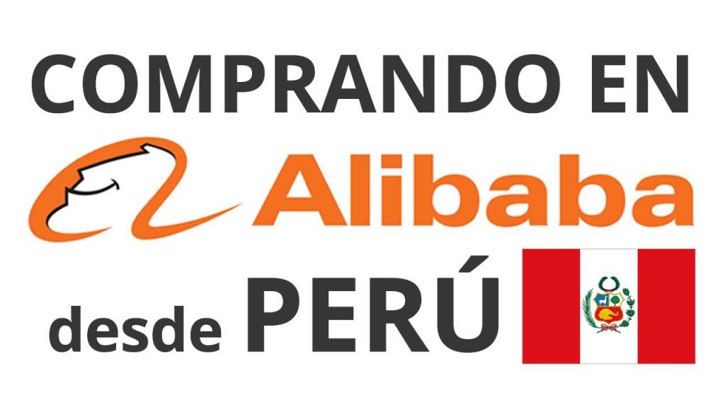 Cómo importar desde Alibaba a Peru